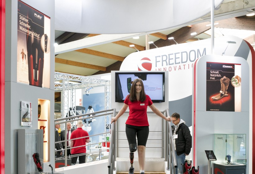 Freedom Innovations @ Expolife Kassel