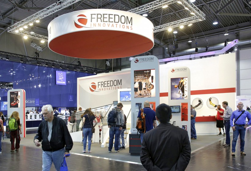 Freedom Innovations @ OTWorld Leipzig