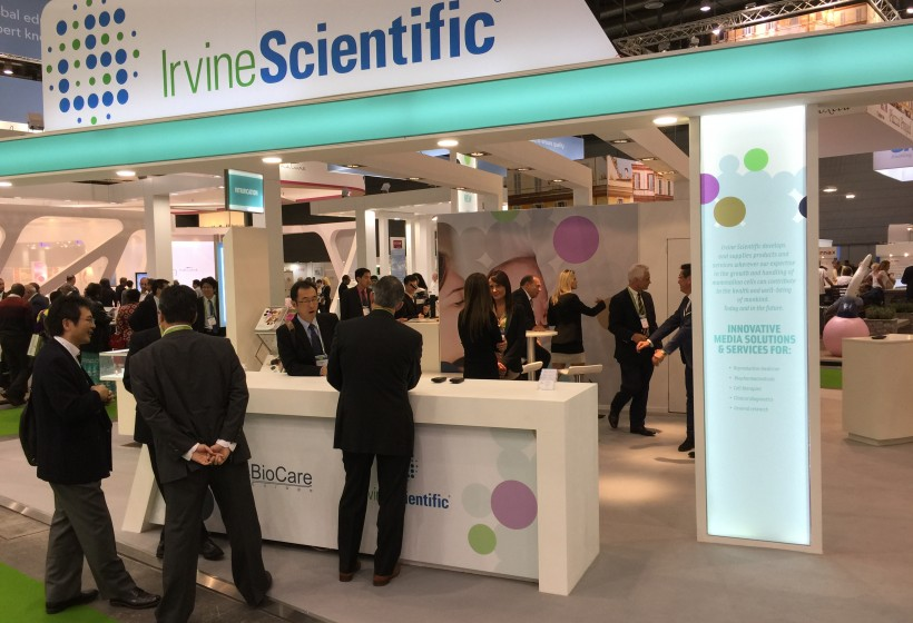 Irvine Scientific @ ESHRE Geneva