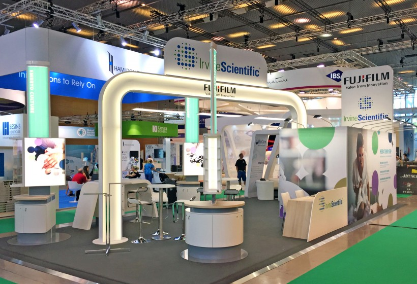 Irvine Scientific @ ESHRE Barcelona