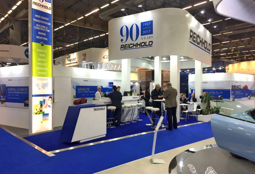 Reichhold @ JEC World of Composites